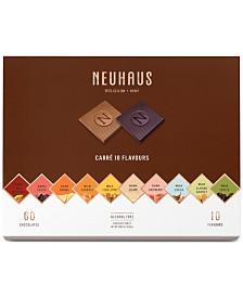 Neuhaus Le Carre 60-Pc. Milk & Dark Chocolate Squares