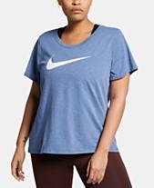 0c3bd66d Nike Plus Size Dry T-Shirt