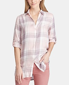 Lauren Ralph Lauren Classic Plaid Shirt