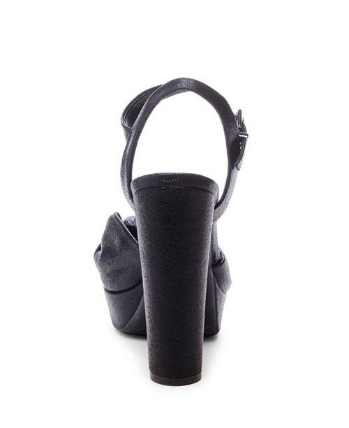 7b320164aed Jessica Simpson Ivrey Knot Platform Sandals   Reviews - Ladies Shoes ...