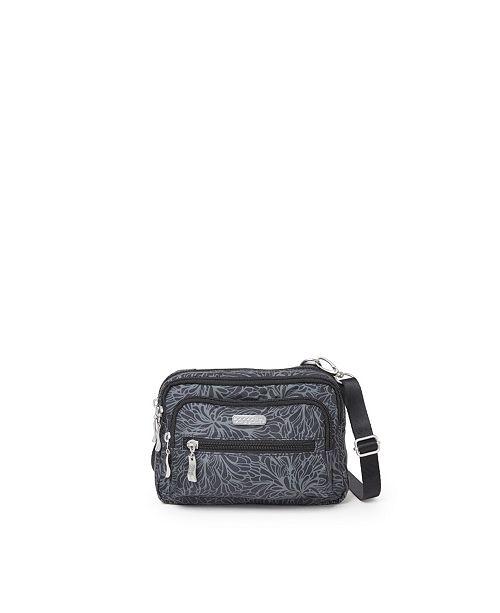 13479d8d5 Baggallini Triple Zip Bagg & Reviews - Handbags & Accessories - Macy's