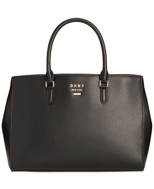 DKNY Whitney Leather Tote, Created for Macy's