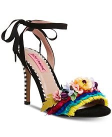 Betsey Johnson Winslow Dress Sandals