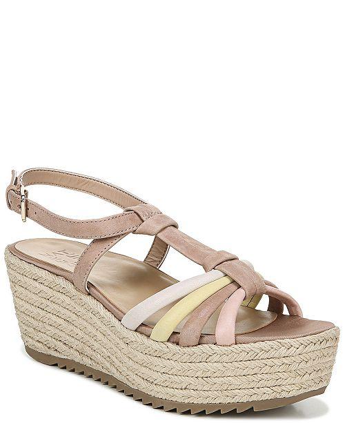 Naturalizer Odina Ankle Strap Sandals