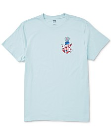 Billabong Big Boys Firecracker Graphic Cotton T-Shirt