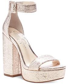 Jessica Simpson Caiya Platform Sandals