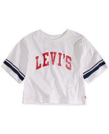 Levi's® Toddler Girls Graphic-Print Cotton T-Shirt
