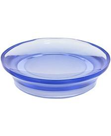 Aucuba Round Soap Dish