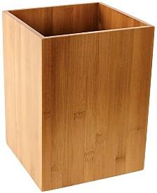 Nameeks Potus Bamboo  Waste Basket