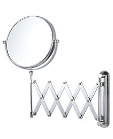 Nameeks Glimmer Double Sided Adjustable Arm 3x Makeup Mirror
