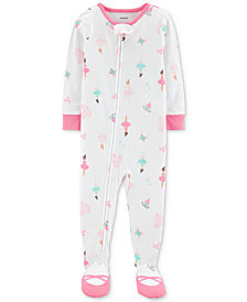 Carter's Toddler Girls Ballerina Pajamas