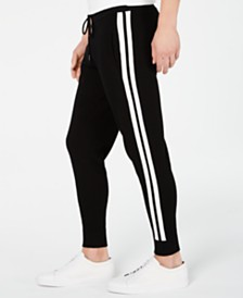 Michael Kors Men's Contrast Stripe Track Pants