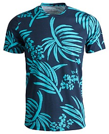 American Rag Men's Tropical Graphic T-Shirt, Created for Macy's