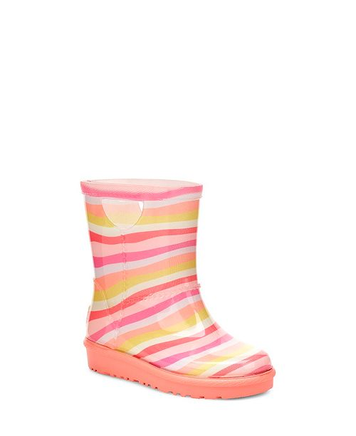 773308ad449 Toddler Girls Rahjee Rain Boots