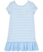 c2a15f8c0fa Polo Ralph Lauren Toddler Girls Cotton Jersey T-Shirt Dress