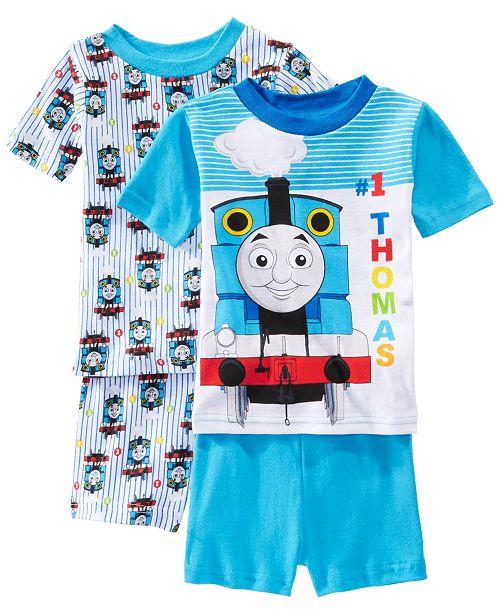 AME Toddler Boys 2-Pack Thomas the Train Graphic Cotton Pajamas