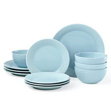 kate spade new York  Willow Drive  12-PC  Dinnerware Set, Service for 4
