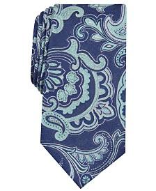 Tasso Elba Men's Paisley Tie, Created for Macy's