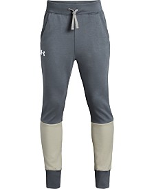 Under Armour Big Boys Double Knit Tapered Pant