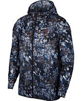 63f40f81f Nike Men's Run Wild Windrunner Printed Packable Jacket