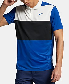 Nike Men's Vapor Colorblocked Golf Polo