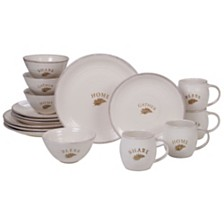 Certified International Gather 16pc Dinnerware Set