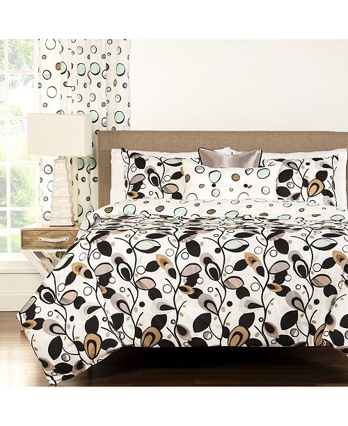 Siscovers Tanglewood 6 Piece Full Size Luxury Duvet Set