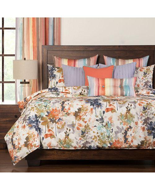 Siscovers Summer Set Peach 6 Piece King Luxury Duvet Set
