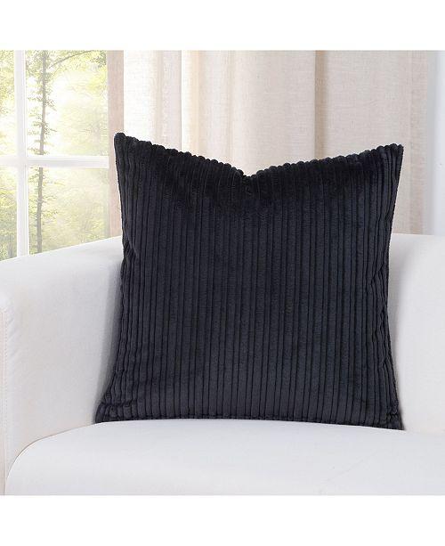 "Siscovers Downy Twilight 16"" Designer Throw Pillow"