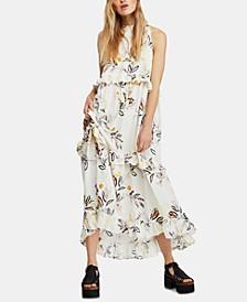 Anita Cotton Printed Maxi Dress