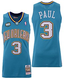 Men's Chris Paul New Orleans Hornets Authentic Jersey