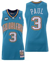 e277429bc27 Mitchell   Ness Men s Chris Paul New Orleans Hornets Authentic Jersey