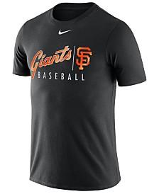 Nike Men's San Francisco Giants Dri-FIT Practice T-Shirt