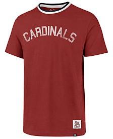 '47 Brand Men's St. Louis Cardinals Durham Ringer T-Shirt
