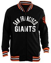 wholesale dealer 42c9d 00f7f New Era Men s San Francisco Giants Lineup Track Jacket