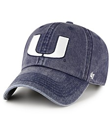 '47 Brand Miami Hurricanes Denim Drift Cap
