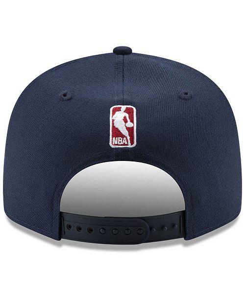 New Era Denver Nuggets Light It Up 9FIFTY Snapback Cap - Sports Fan ... cf8ae601ff6f