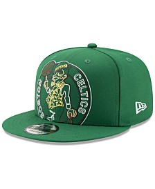 New Era Boston Celtics Light It Up 9FIFTY Snapback Cap