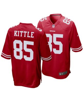 49ers game jersey