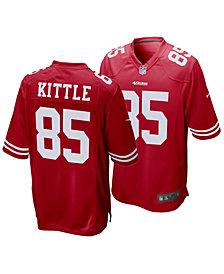 Nike Men's George Kittle San Francisco 49ers Game Jersey