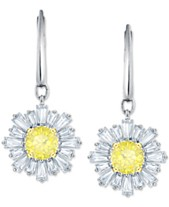 32dc31c49dc2 Swarovski Crystal Earrings  Shop Swarovski Crystal Earrings - Macy s
