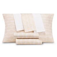 Deals on AQ Textiles Monroe 6-Pc. Queen Sheet Sets 300 Thread Count