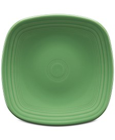 Fiesta Meadow Square Luncheon Plate