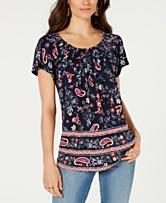 3710e5241b8 Women s Tunic Tops  Shop Women s Tunic Tops - Macy s