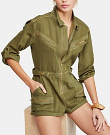 Free People Isla Flight Romper