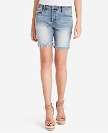 Jessica Simpson Juniors' Venice Midi Shorts