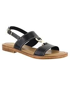 Tuscany by Easy Street Aida Slingback Sandals