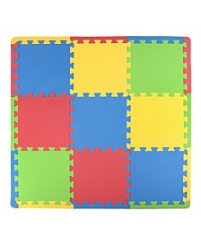 Tadpoles Foam Play Mat and Blocks Set