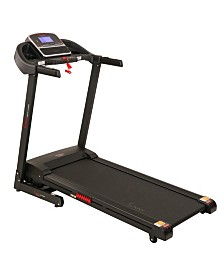 Sunny Health and Fitness Electric Treadmill with Incline