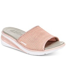 JBU by Jambu JSPORT Ruby Knit Pool Slides